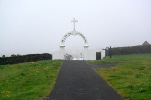 heimay cemetery